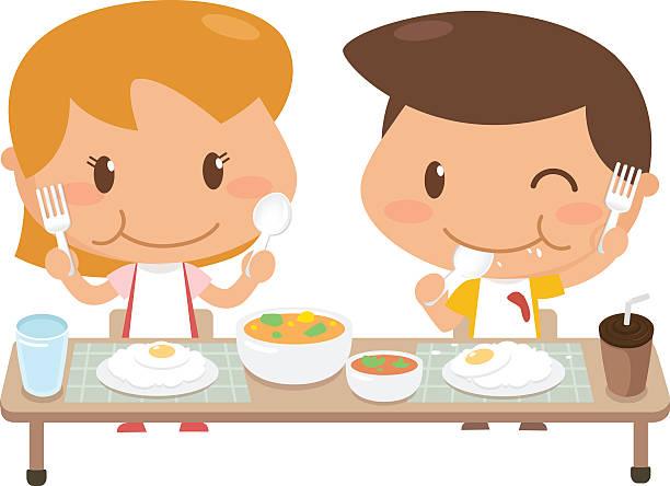 Child Eat Clipart.