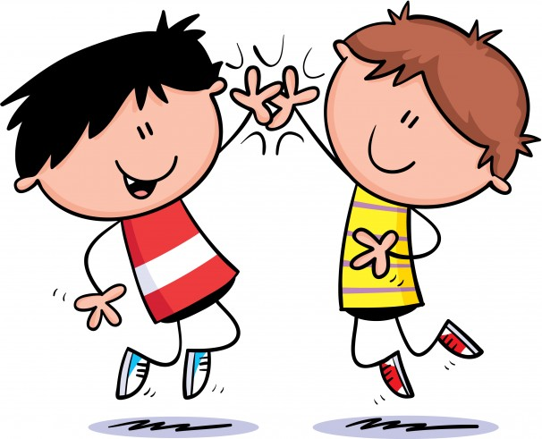 Kids being kind clipart 2 » Clipart Station.
