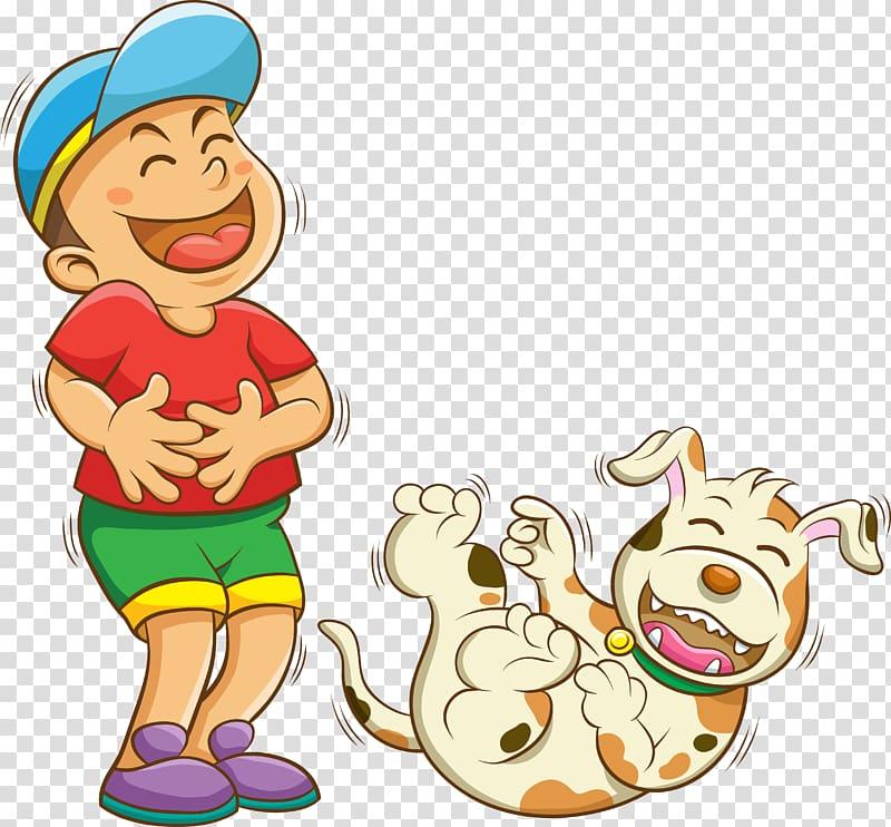Laughter Cartoon , kids transparent background PNG clipart.