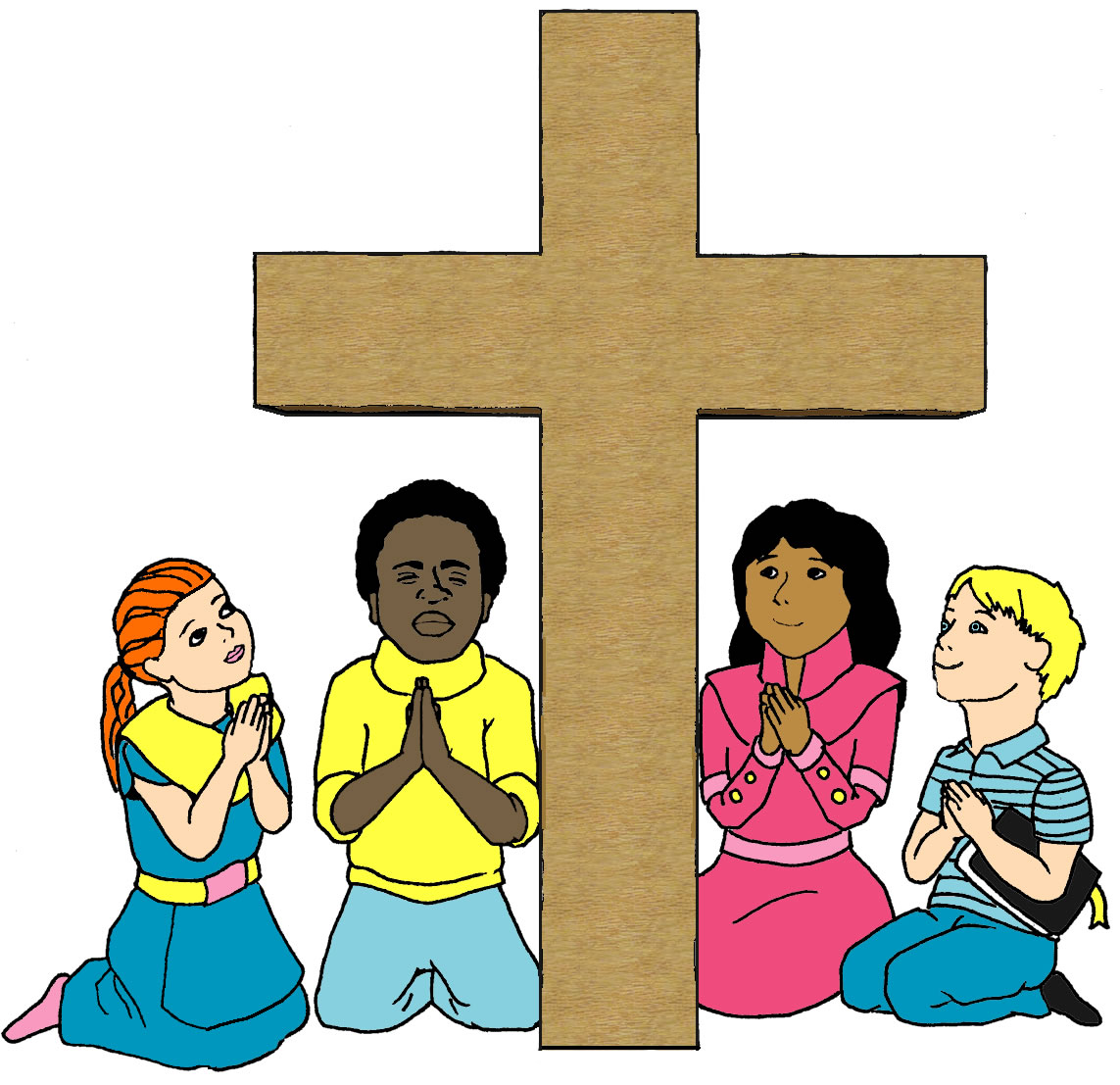Jesus Praying Clipart at GetDrawings.com.