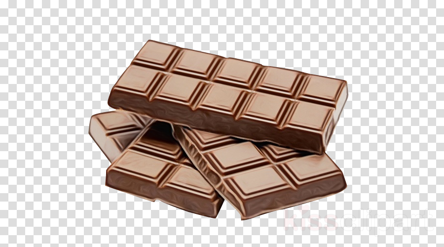 Chocolate bar clipart.