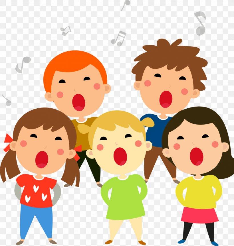 Christmas Carol Choir Singing, PNG, 1399x1474px, Watercolor.