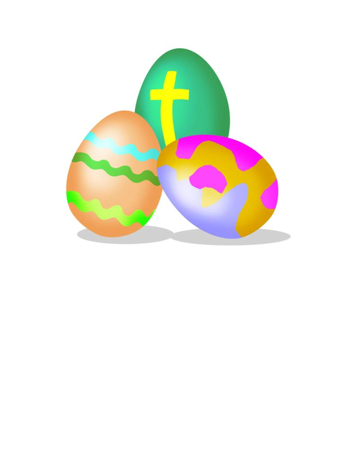 religious easter clipart : Katinabags.com.