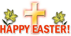 happy easter clip art magickal graphics religious. clip art easter.