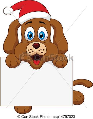 Free Christmas Clip Art Dogs.