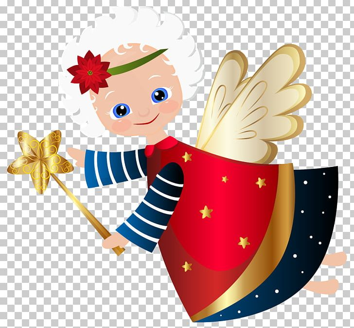 The Crazy Christmas Angel Mystery Christmas Ornament Cuteness PNG.