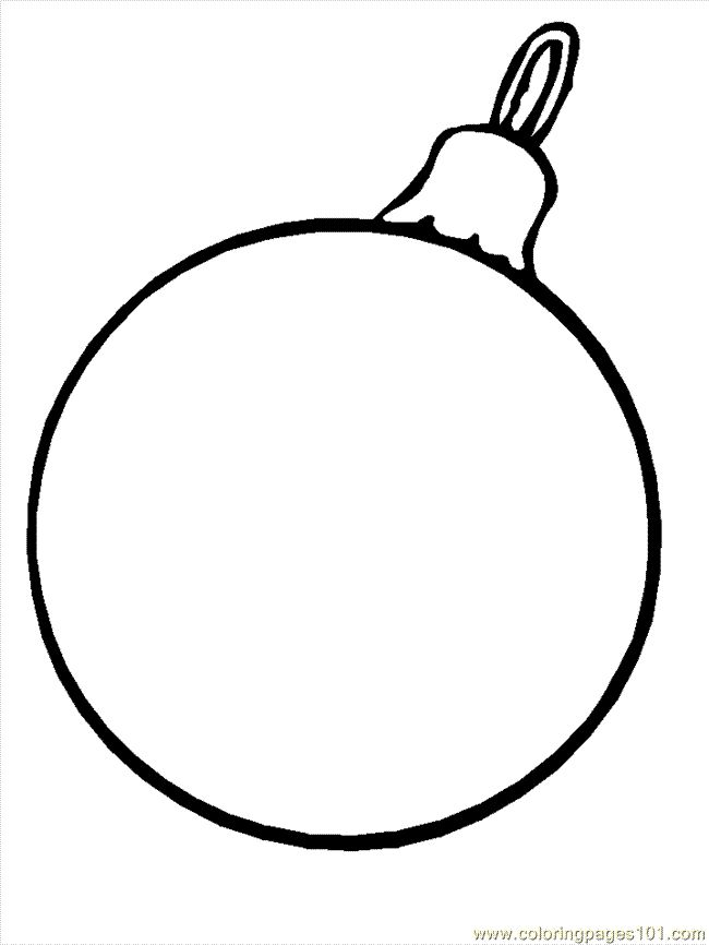 clipart of christmas ornaments to color 20 free Cliparts | Download images on Clipground 2020