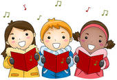 clipart of christmas songs #2