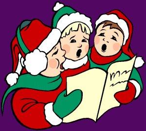 Christmas Carol Clip Art & Christmas Carol Clip Art Clip Art.