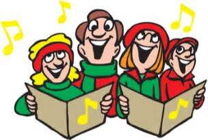 clipart of christmas songs #13