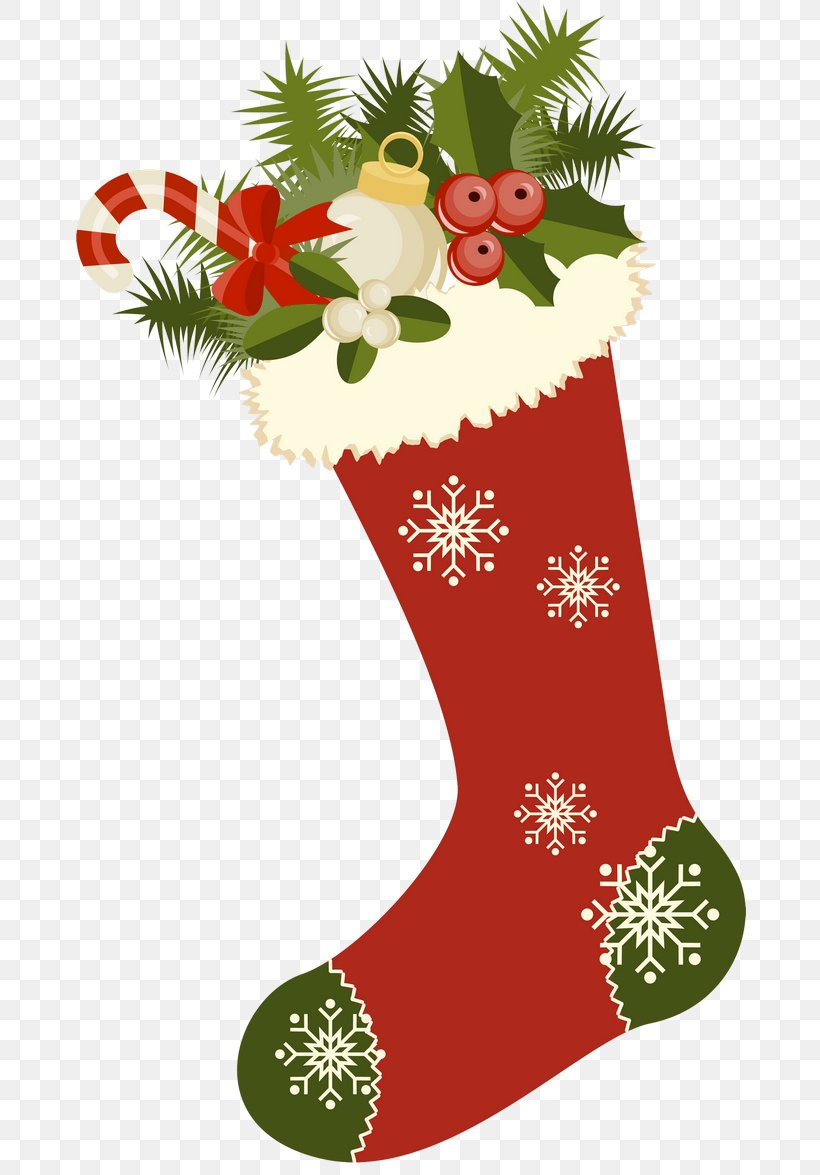 Christmas Stocking Gift Clip Art, PNG, 694x1175px, Candy.