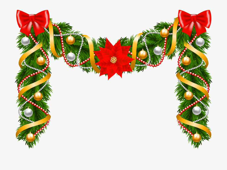 Christmas Wreath Clipart Png.