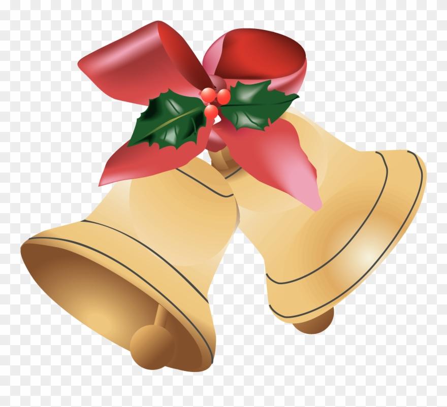 Xmas Stuff For Christmas Jingle Bells Clipart.