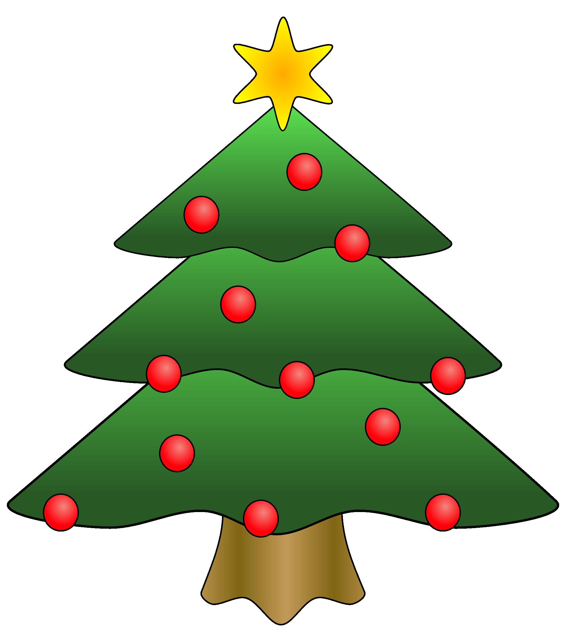 Holiday Symbols Clip Art.