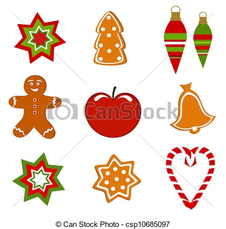 clipart of christmas symbols #19