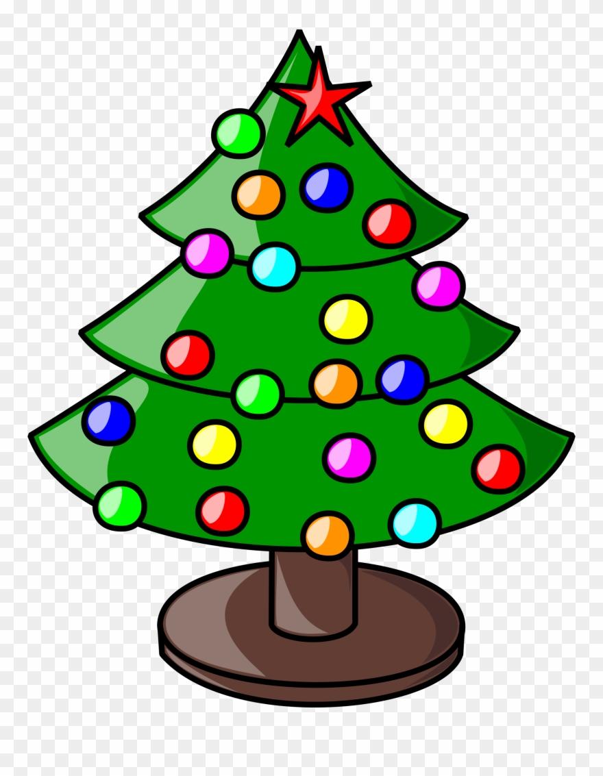 Clipart Christmas Tree.