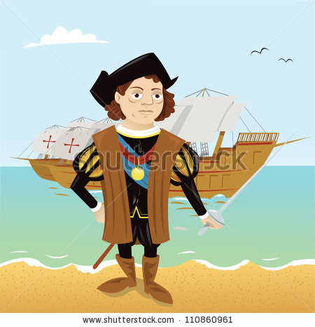 Christopher Columbus Stock Images, Royalty.