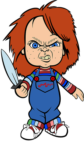 clipart of chucky 20 free cliparts download images on