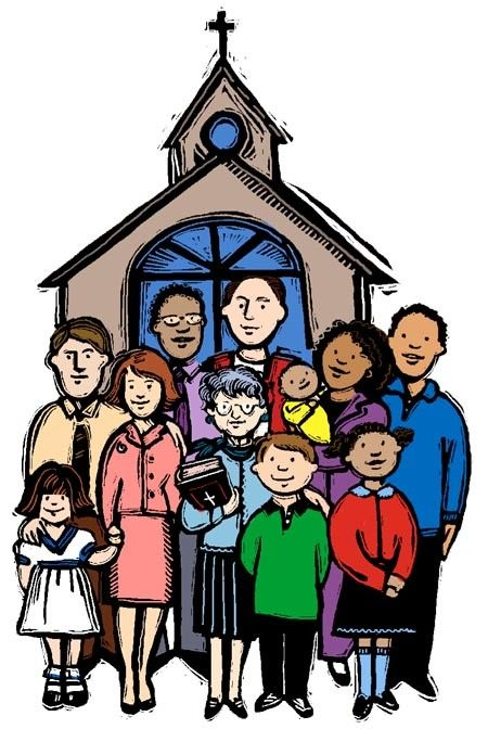 People in church clipart 7 » Clipart Station.