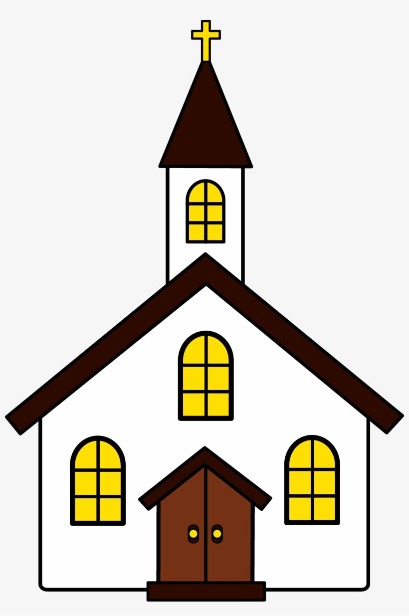 Church Clipart Cartoon.