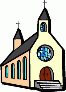 Free Clipart Pictures Of Churches.