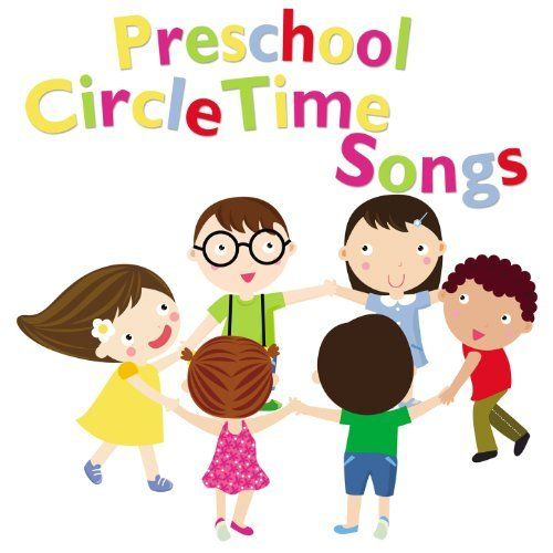 Ideas about circle time songs on preschool clip art.