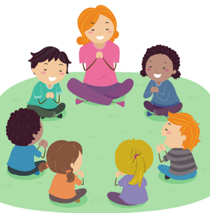 Communicating effectively through Circle time for young children.