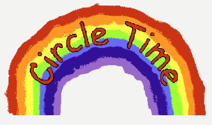 Circle Time.