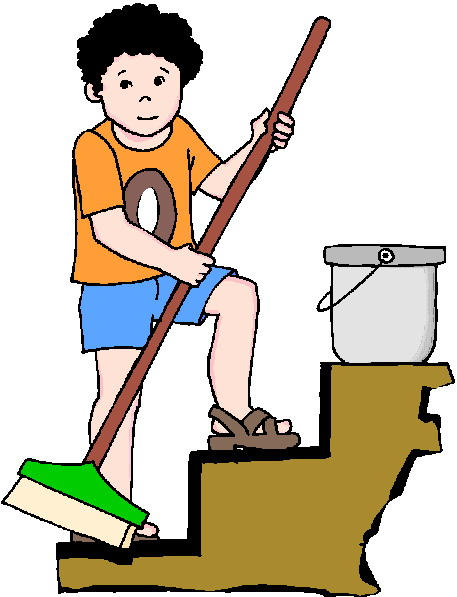 Cleaning clean house clip art 2 clipartcow.