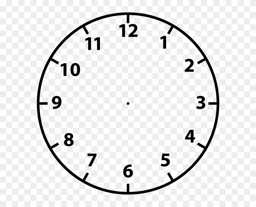 Download Free png Clock Face Clip Art Clock Faces Half Past.
