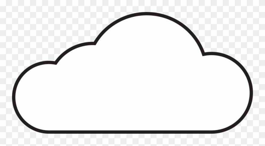 Clip Art Cloud Clipart.