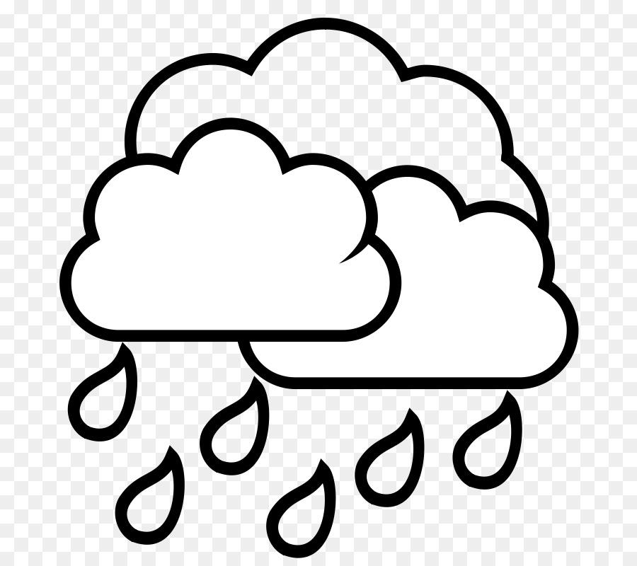 Clipart Rain Cloud & Free Clip Art Images #21063.