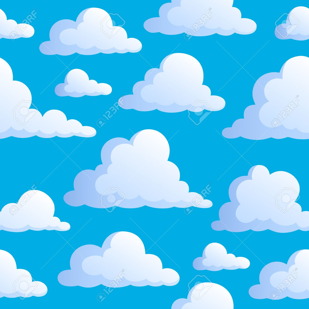 Cloudy day clipart 6 » Clipart Station.