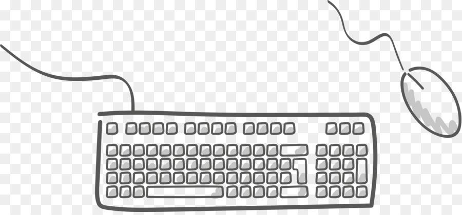 Mice clipart computer keyboard, Mice computer keyboard.