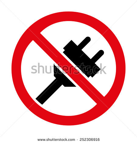 clipart of connecting plug to wall no watermark #7