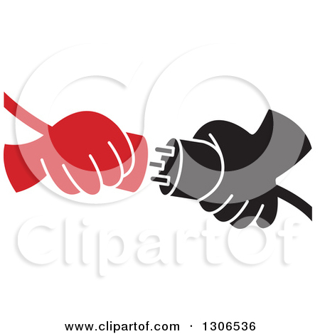 clipart of connecting plug to wall no watermark #18