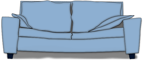 100+ Couch Clip Art.