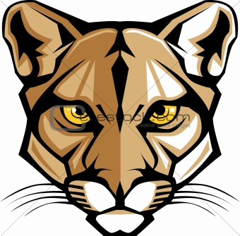 Cougar Clipart Images.