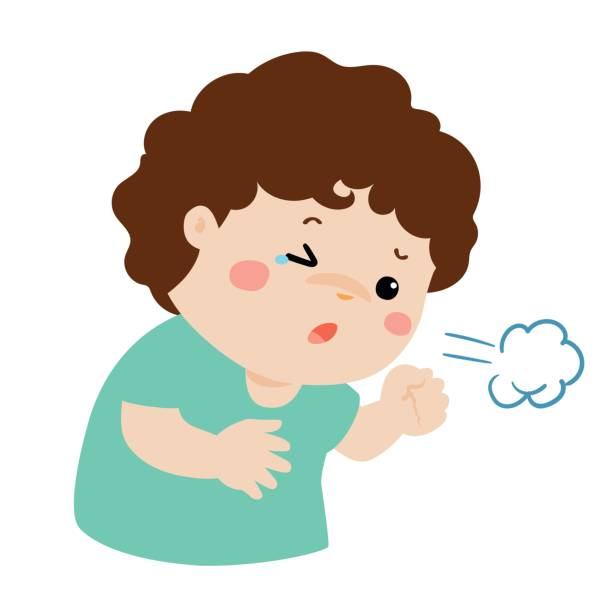 Coughing clipart 9 » Clipart Station.