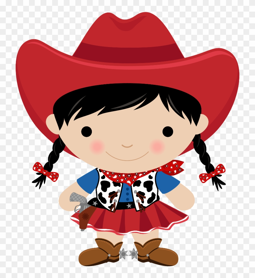 Image Library Cowboy And Cowgirl Clipart.