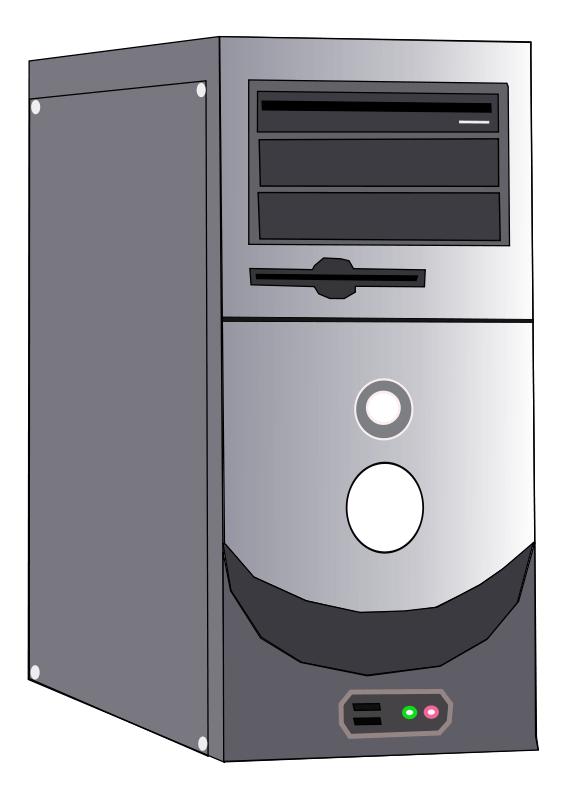 CPU Cliparts.