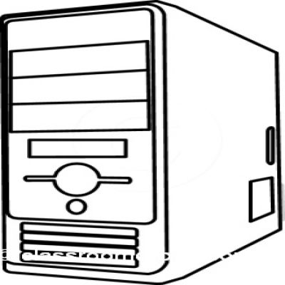 Computer cpu clipart 1 » Clipart Station.