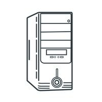 Computer cpu clipart 2 » Clipart Station.