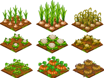 Download for free 10 PNG Crops clipart crop field Images With.