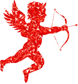 Cupid clipart.