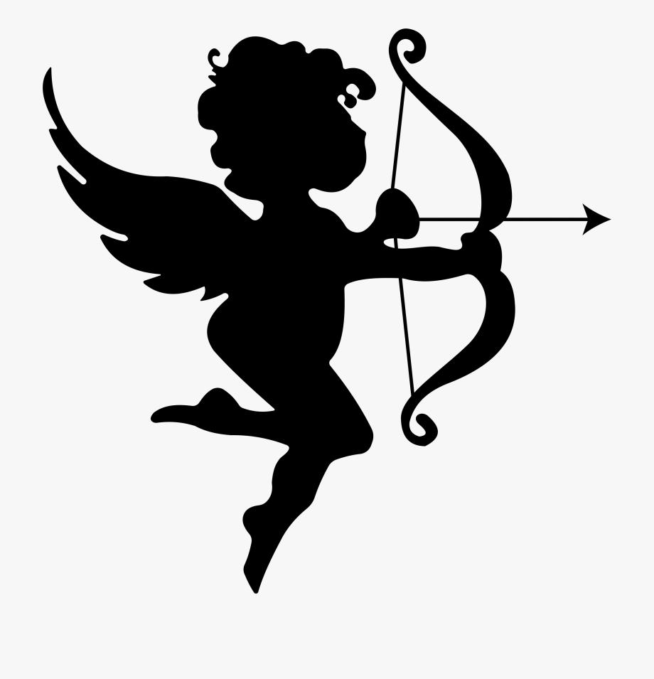Cupid Svg Bow Arrow.