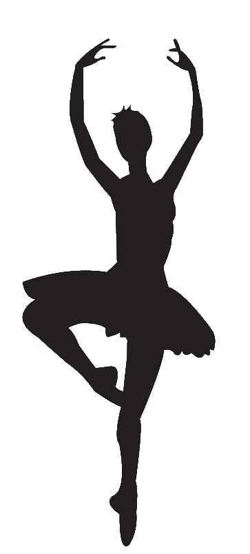 Ballet Dancer Clipart Silhouette Clipart Panda Free Clipart.
