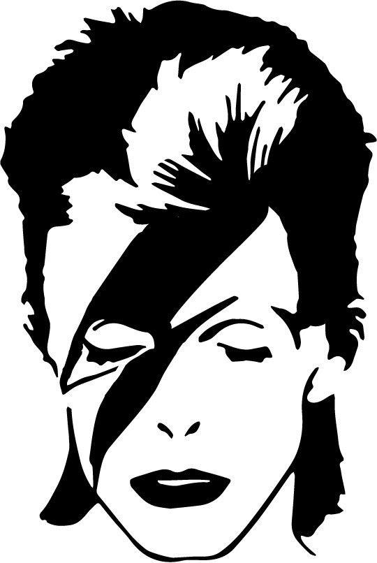 David Bowie #10 (Celebrities).