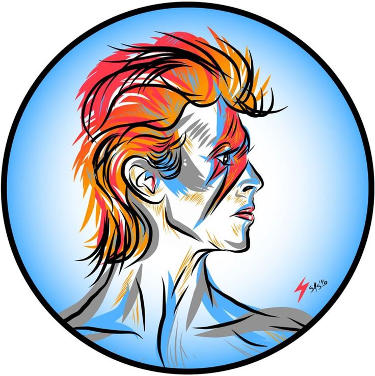 Top 454 ideas about David Bowie on Pinterest.