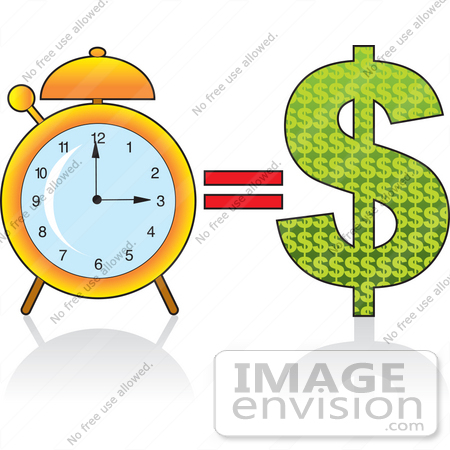 Clock Times Clipart.